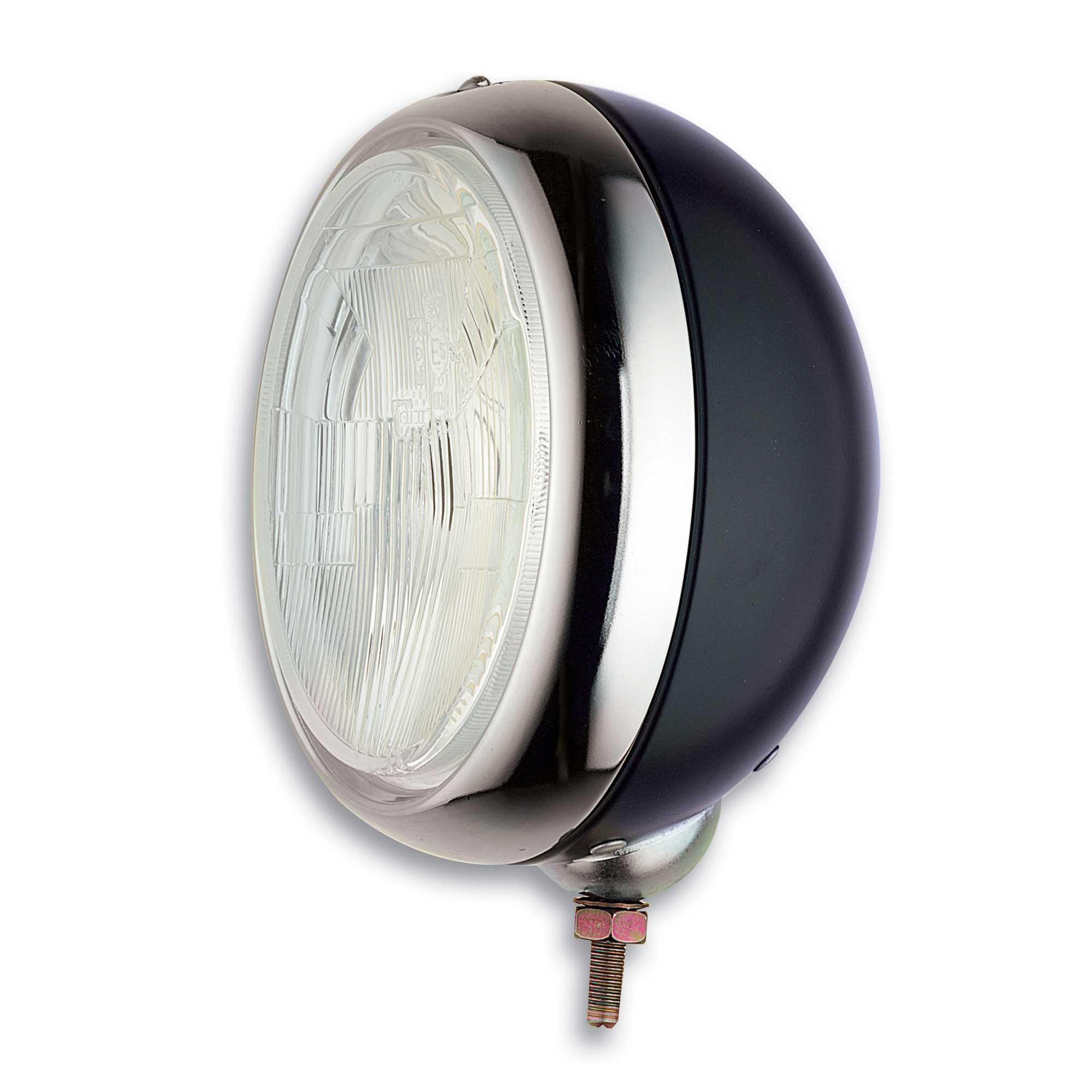 "GENUINE CIBIE OSCAR 7/"" SPOT LIGHT SPOT LAMP DRIVING FOG LIGHT LAMP COVERS CAPS"