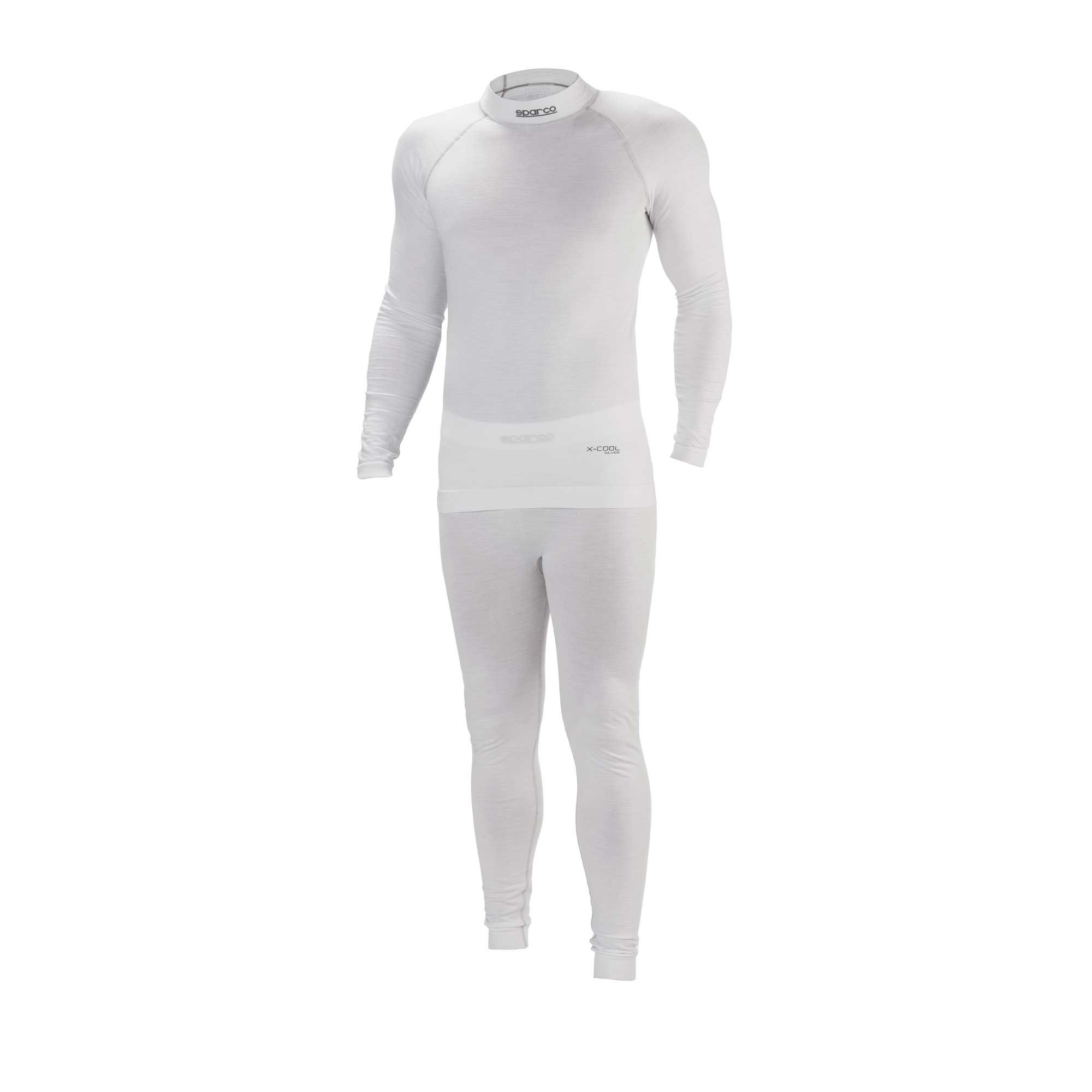 00175P Sparco Shield RW-9 Nomex X-Cool Long Johns FIA Approved Pants