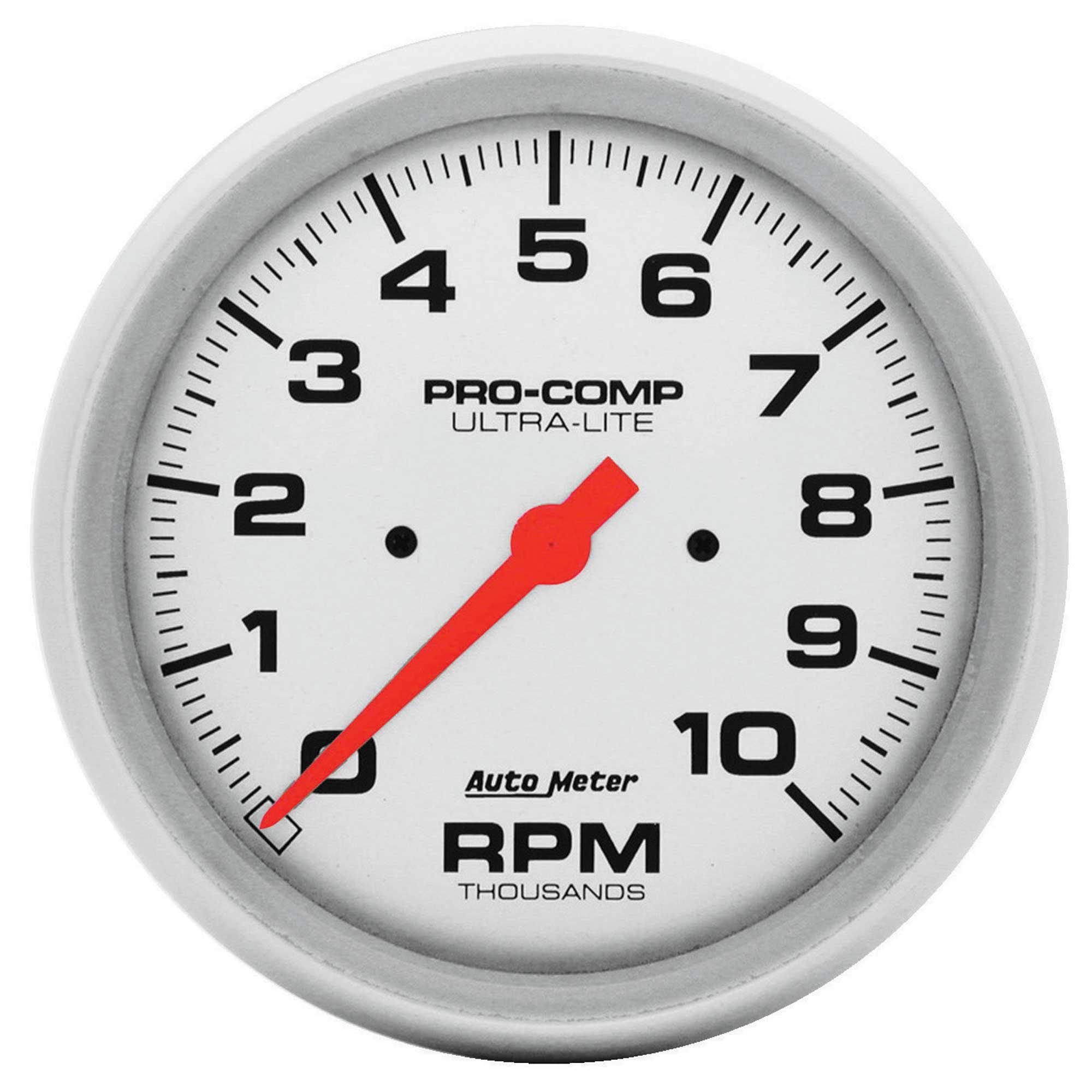 Auto Meter Tach Gauge Wiring Diagram