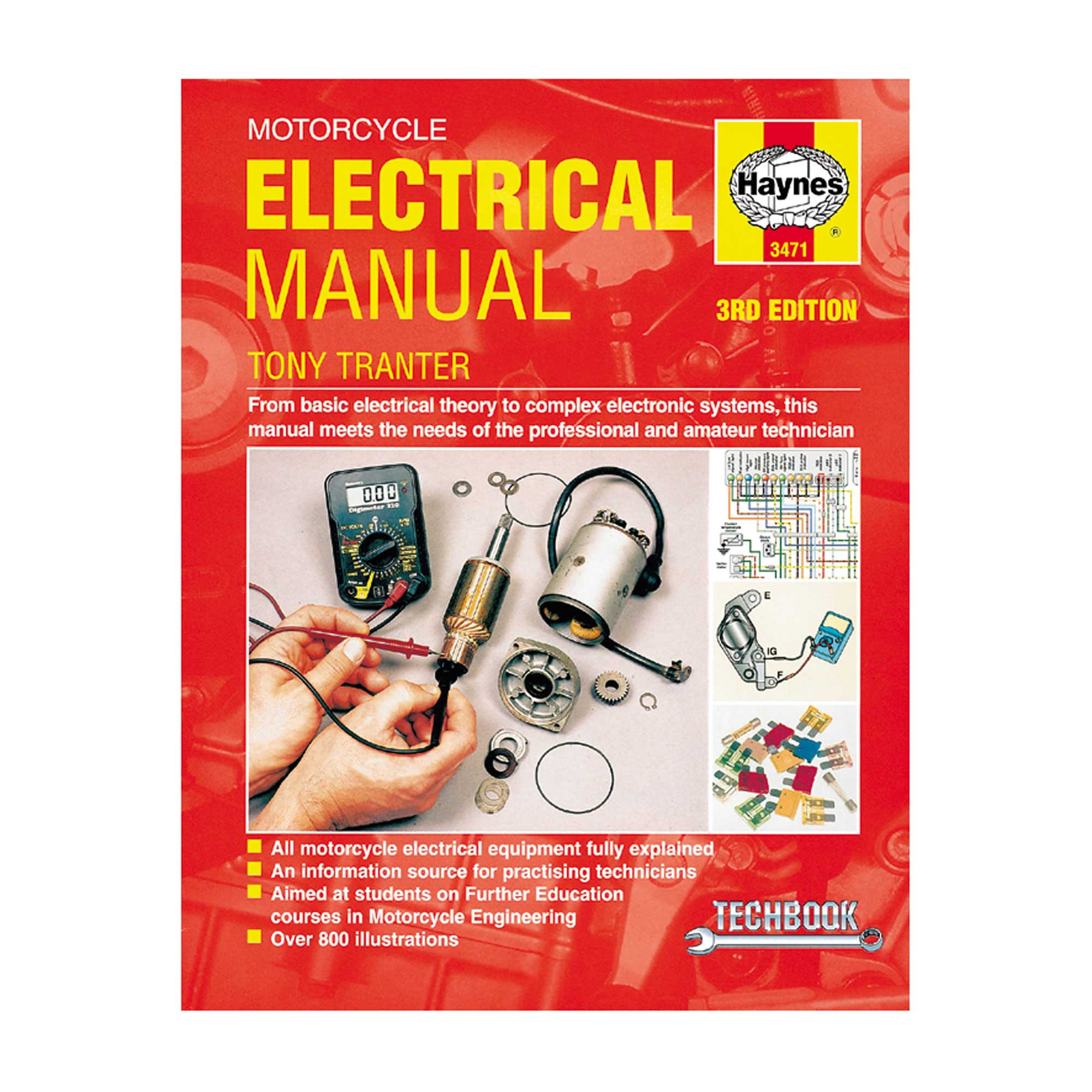Campervan Electrical System An Illustrated Guide Manual Guide