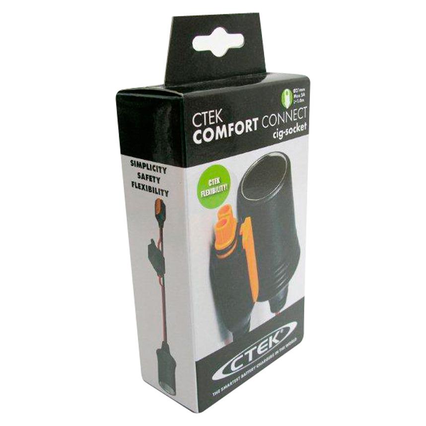 CTEK confort conectar-De Cigarrillos De 12v Power Socket Adaptador race//rally