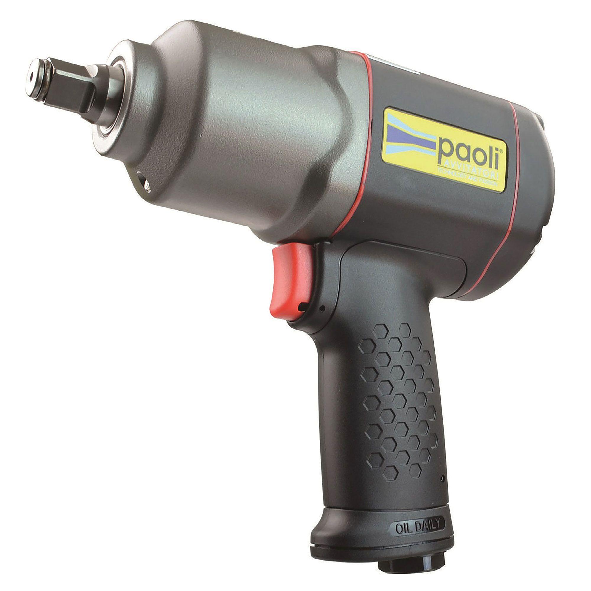 Paoli Pit Stop Car Garage DP1800 Light Duty Impact Gun
