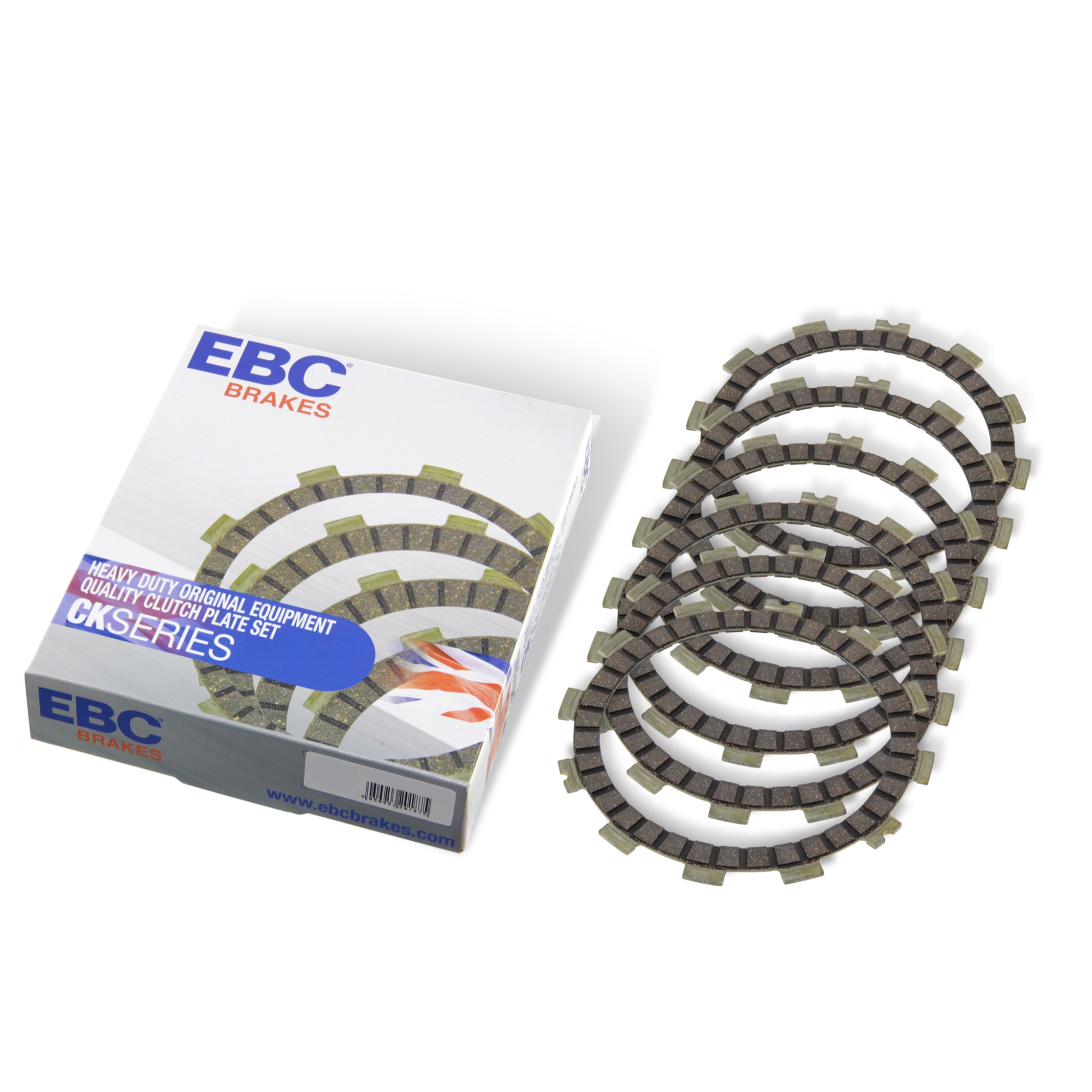 EBC Replacement Clutch Springs For Suzuki 2000 GSF600N Bandit Y