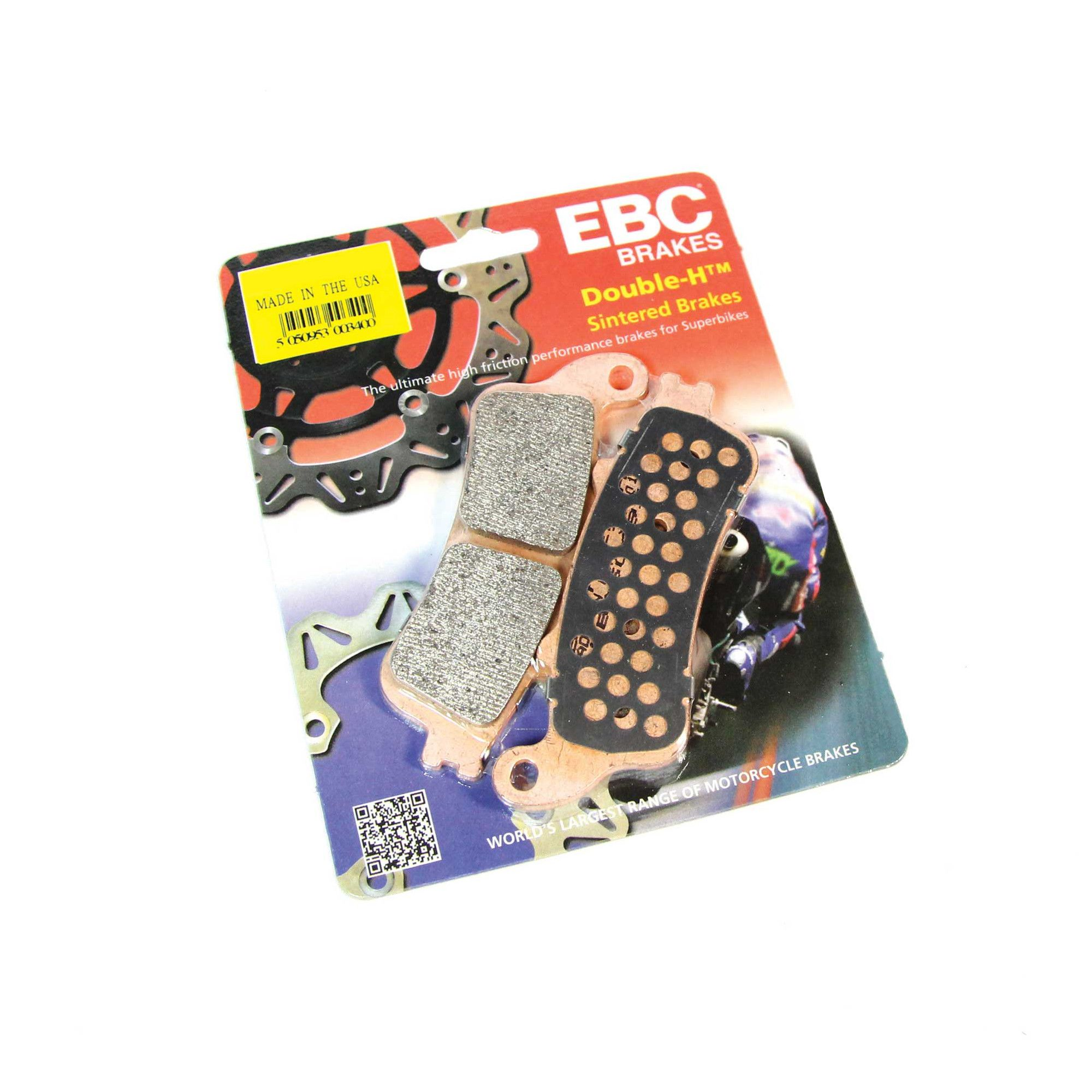 EBC HH Rear Brake Pads For Yamaha 1998 YZF600R Thundercat