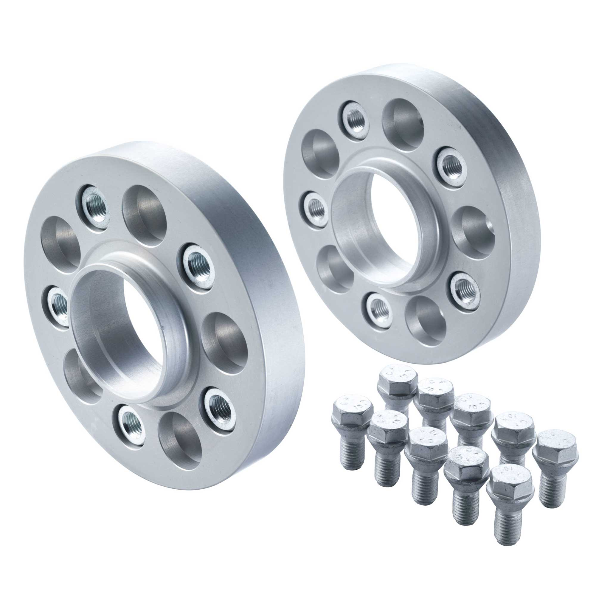 2x Fiat 20mm Wheel Spacer/'s Universal Fit 4 Stud Fitment