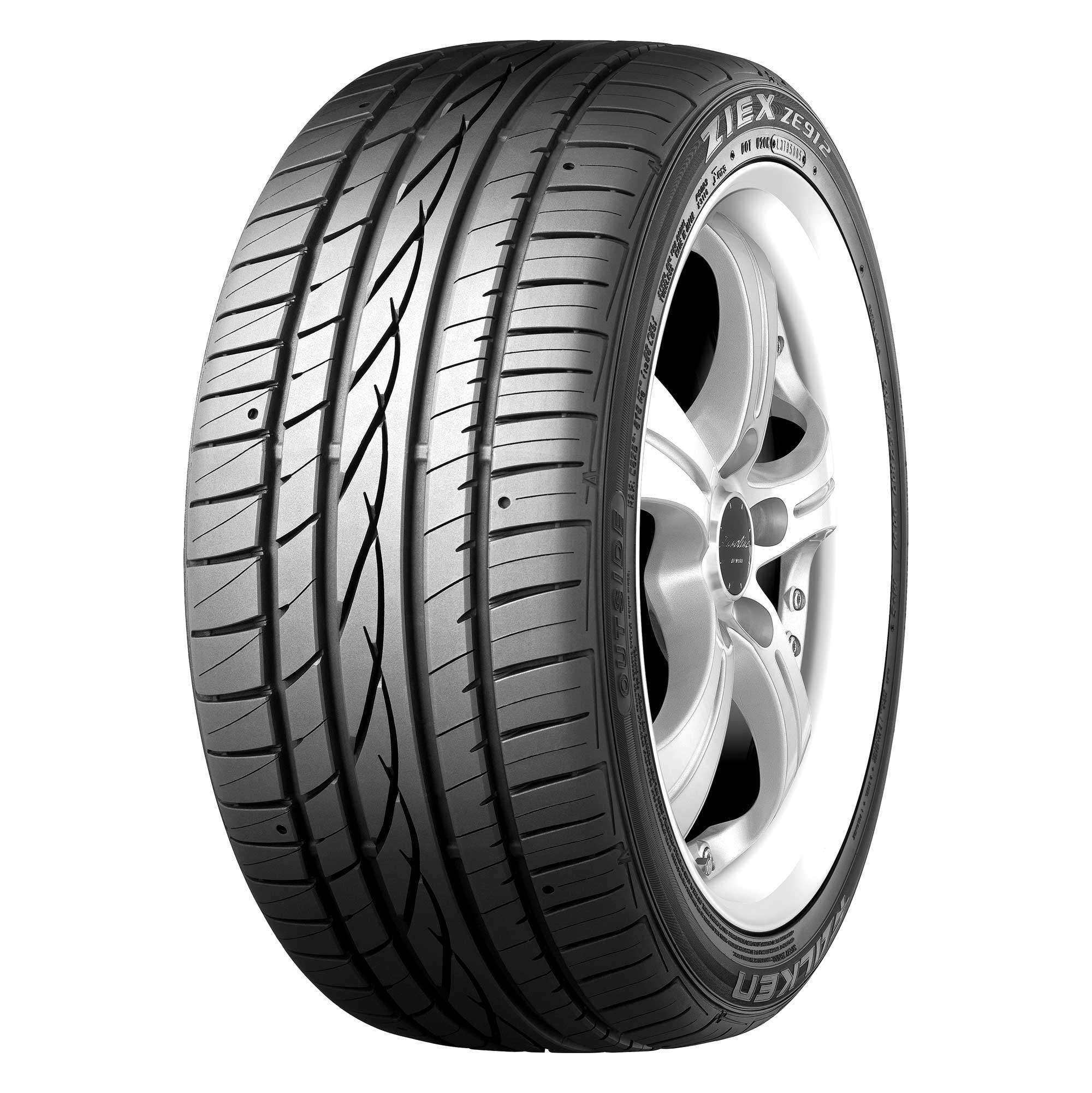 2 x Falken ZE914 High Performance Road Tyre 195//40//16 80V XL Extra Load