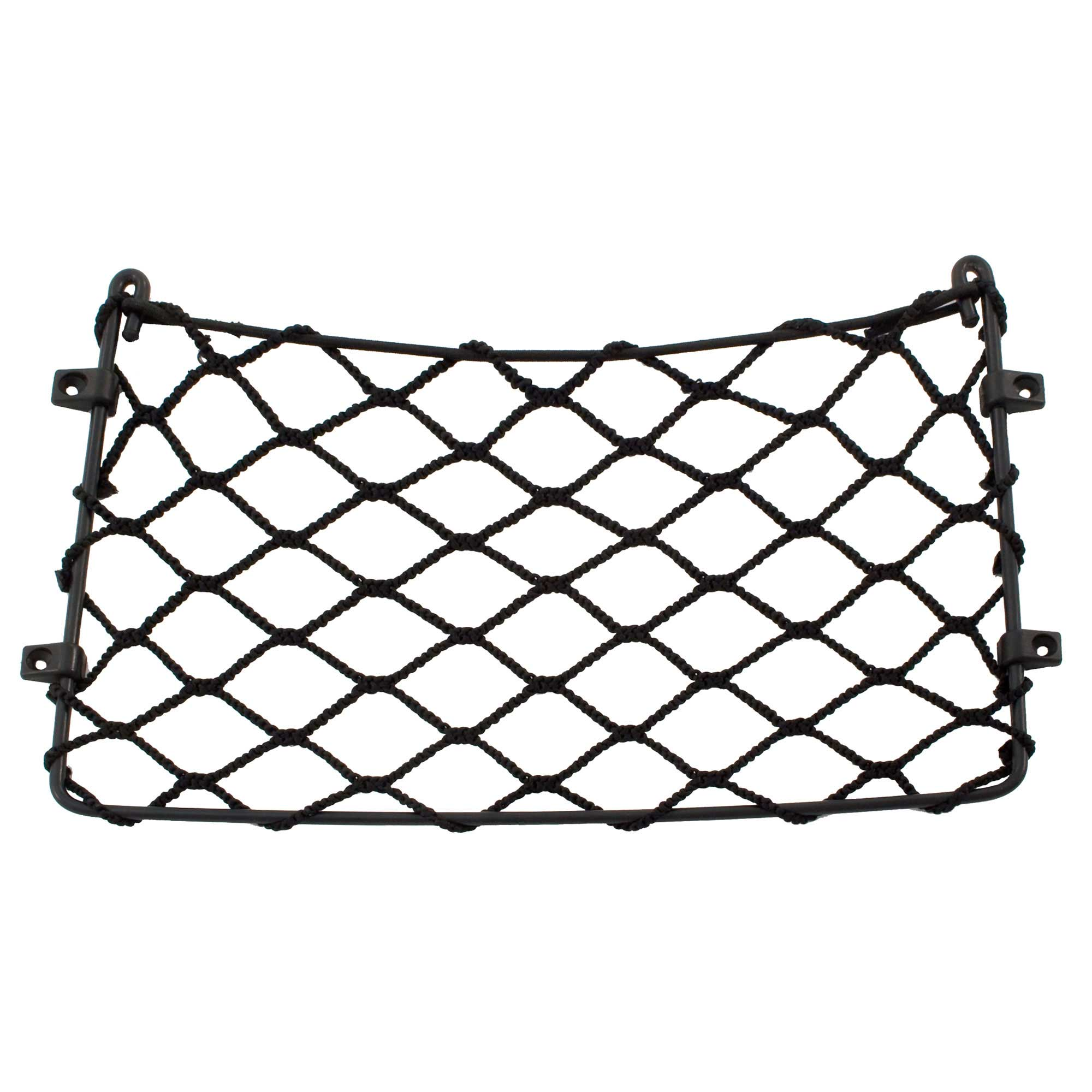 SALE 2 x Large Quality Elasticated Storage Nets Rally Car//Map//Race Car//Time Card