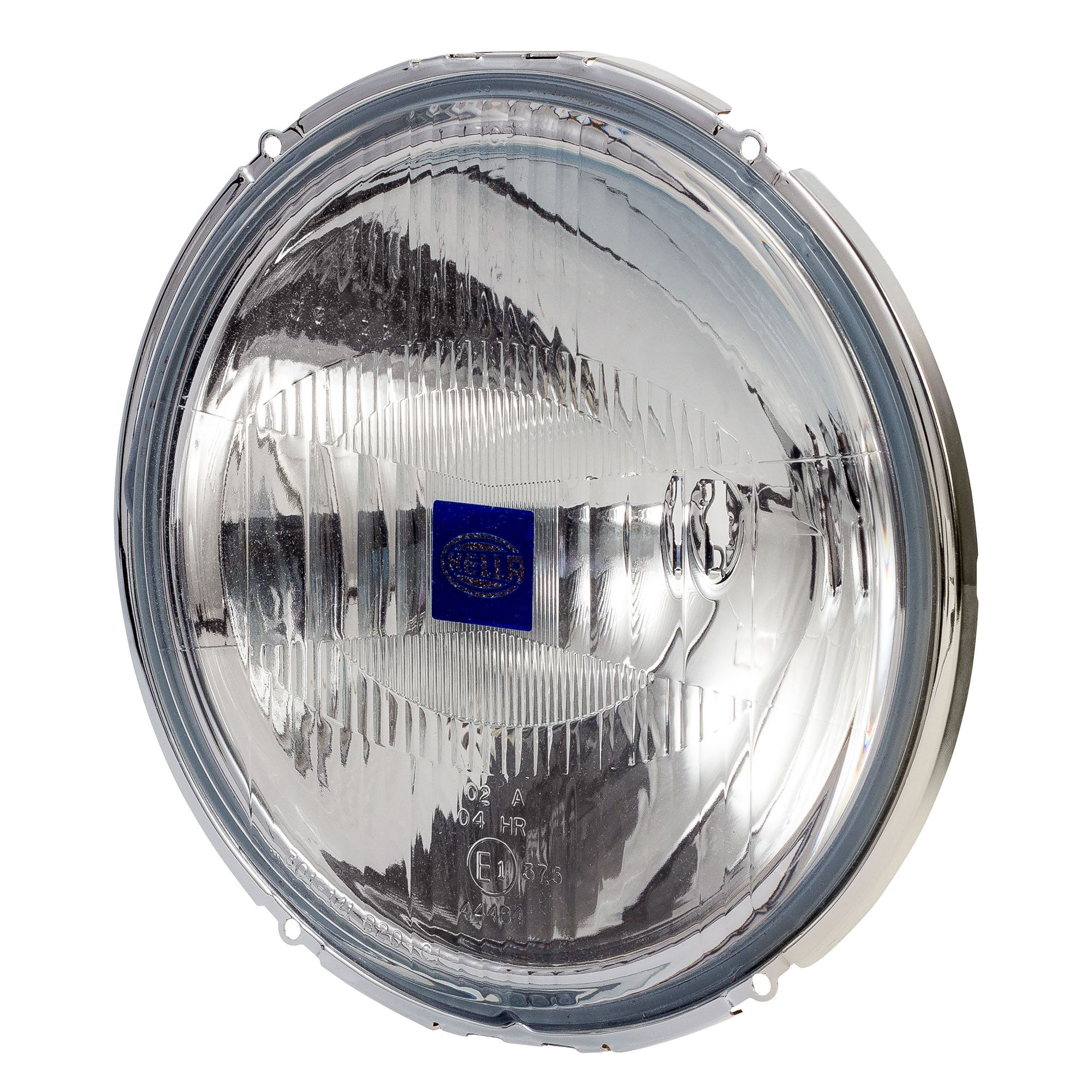 2 Pair HELLA Rallye 3000 Spot light//lamps with Pattern Lens for A Bars Roof Bars