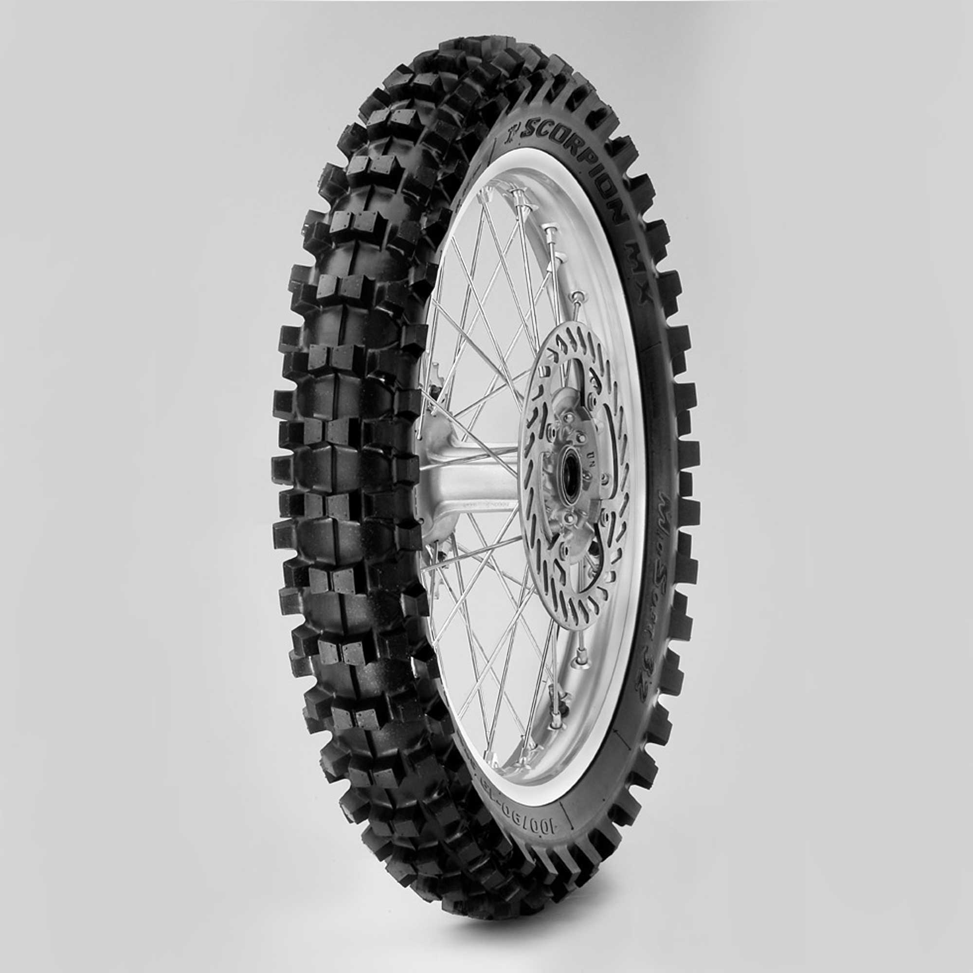2.75-10 Pirelli Scorpion MX Mid Soft 32 Rear Tire