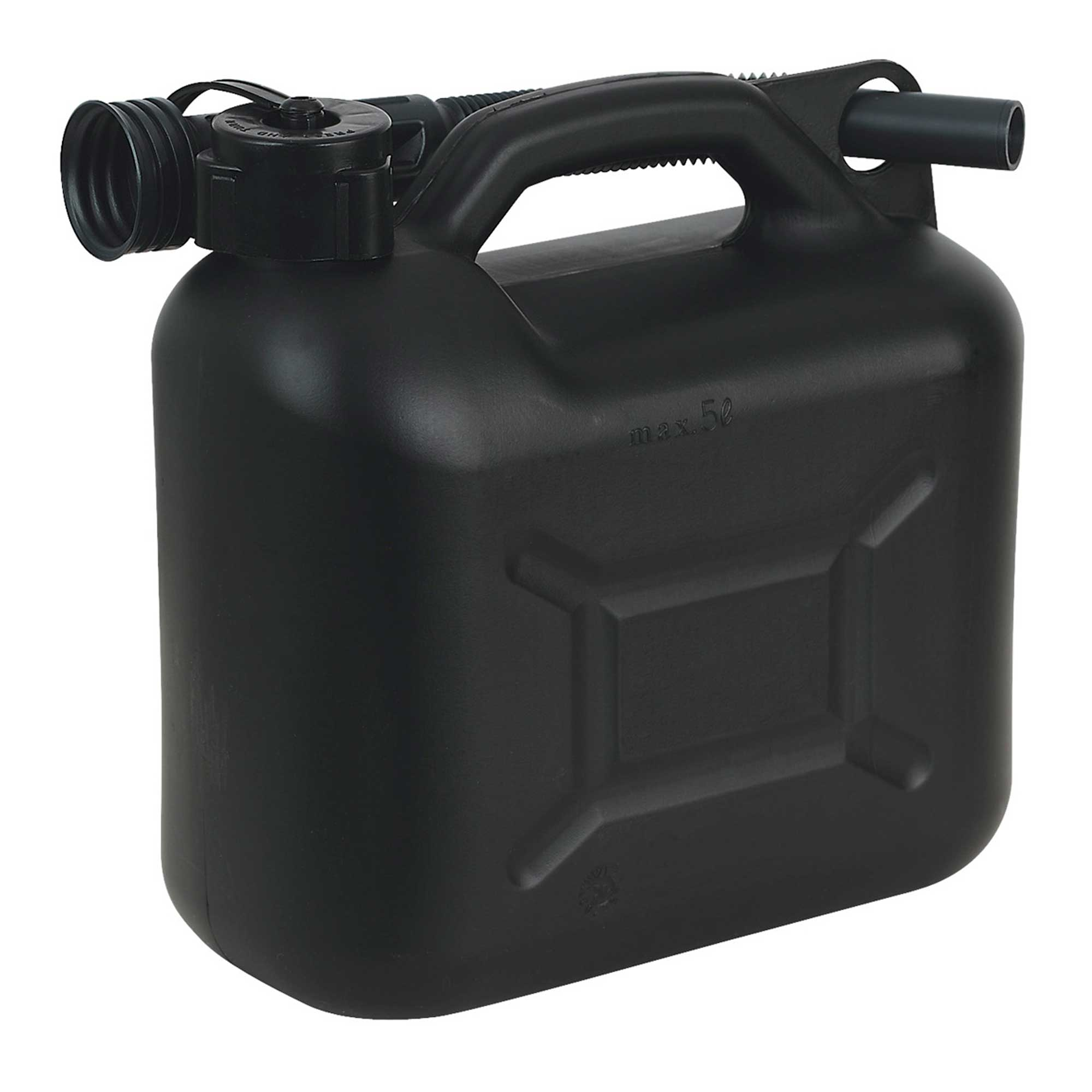 Black JC10PB Fuel Can 10ltr