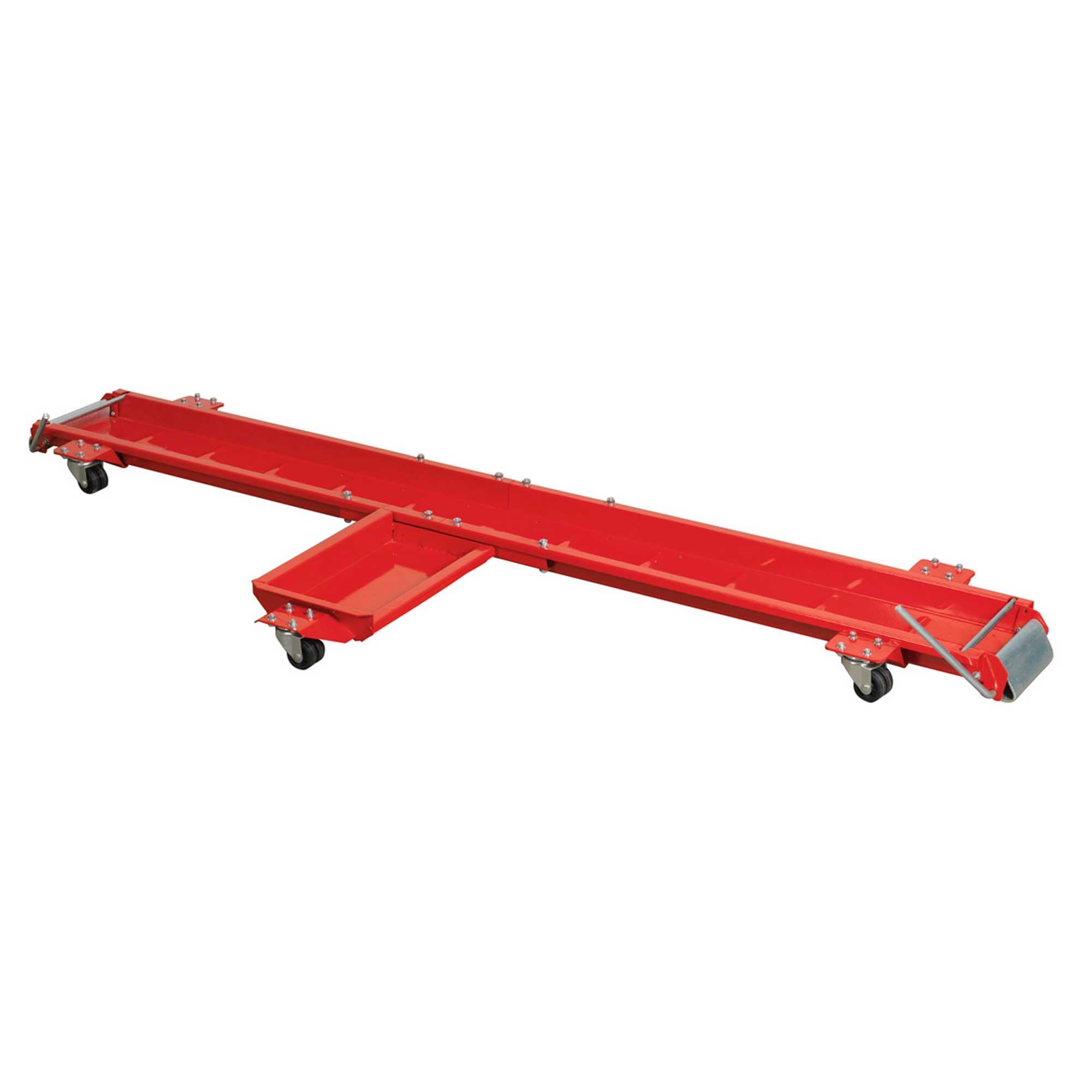Sealey Motorcycle Side Stand Type Bike 565kg Holding Capacity Dolly MS063