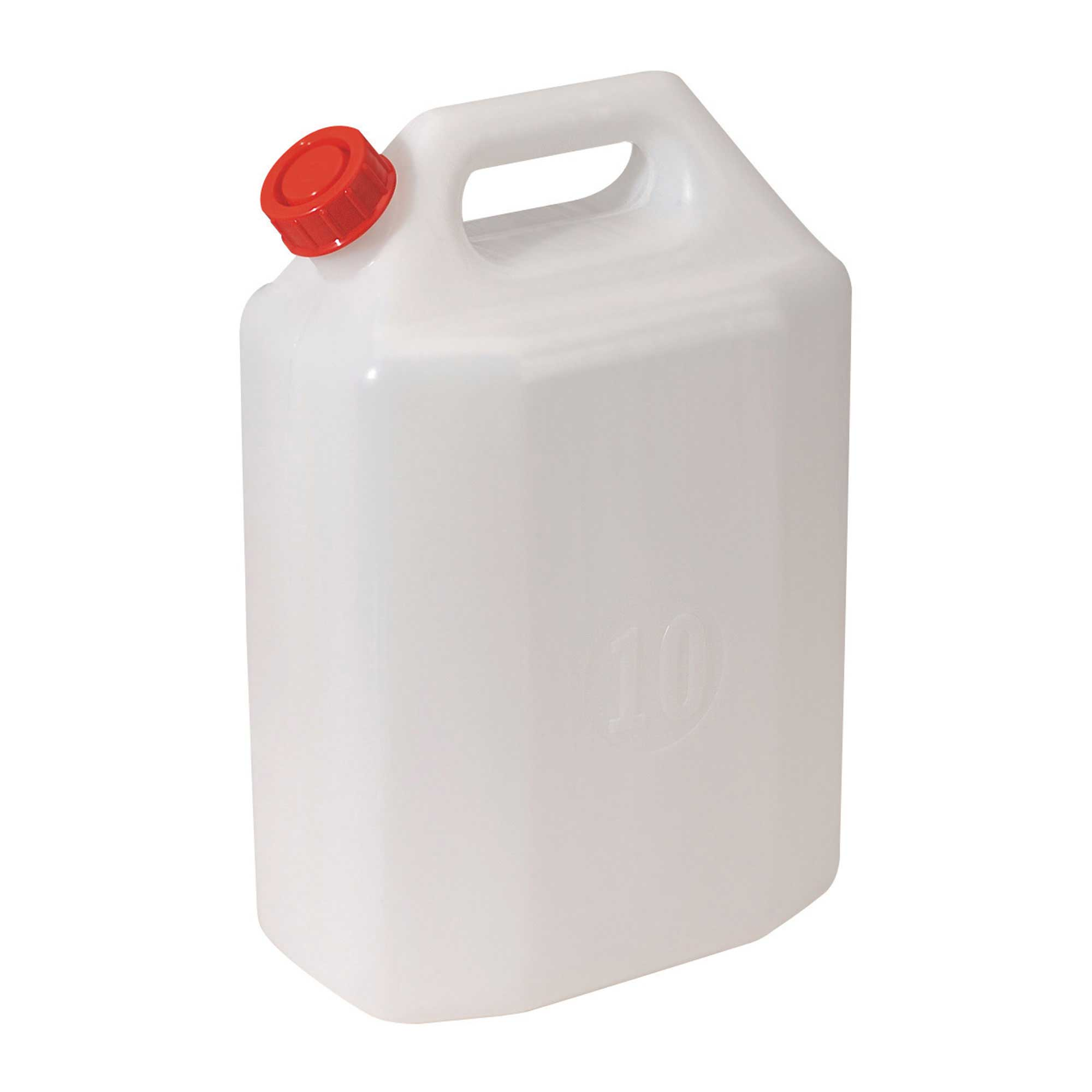 Sealey 10 Litre Plastic Water / Fluid Container, Garage / Workshop / Garden  5024209684637 | eBay