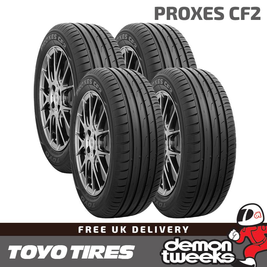 215//45R16 90V XL TOYO PROXES CF2 NEW MID RANGE CAR TYRE