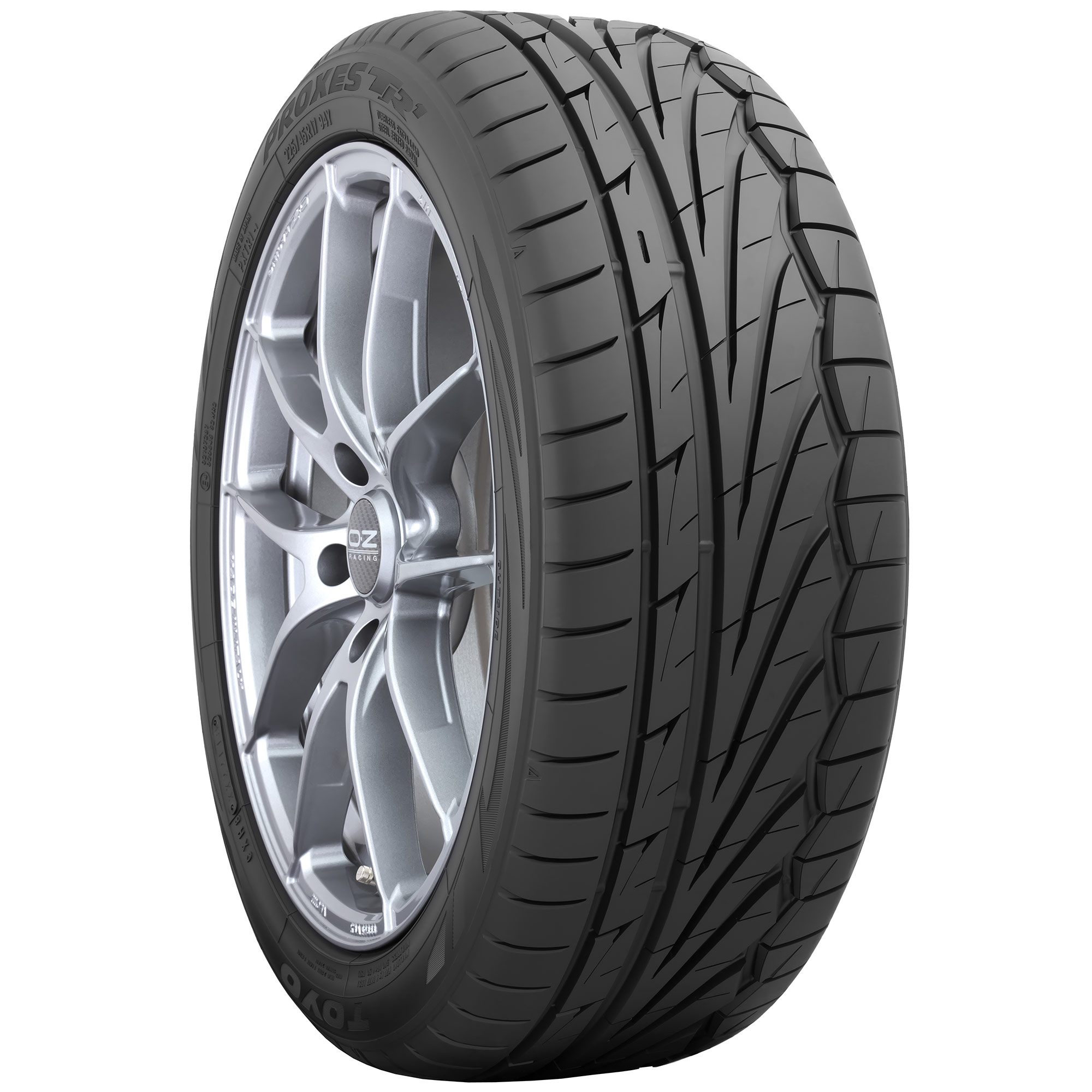 Road Tyres 2454516 New T1R 2 x 245//45//16 R16 94W XL Toyo Proxes TR1