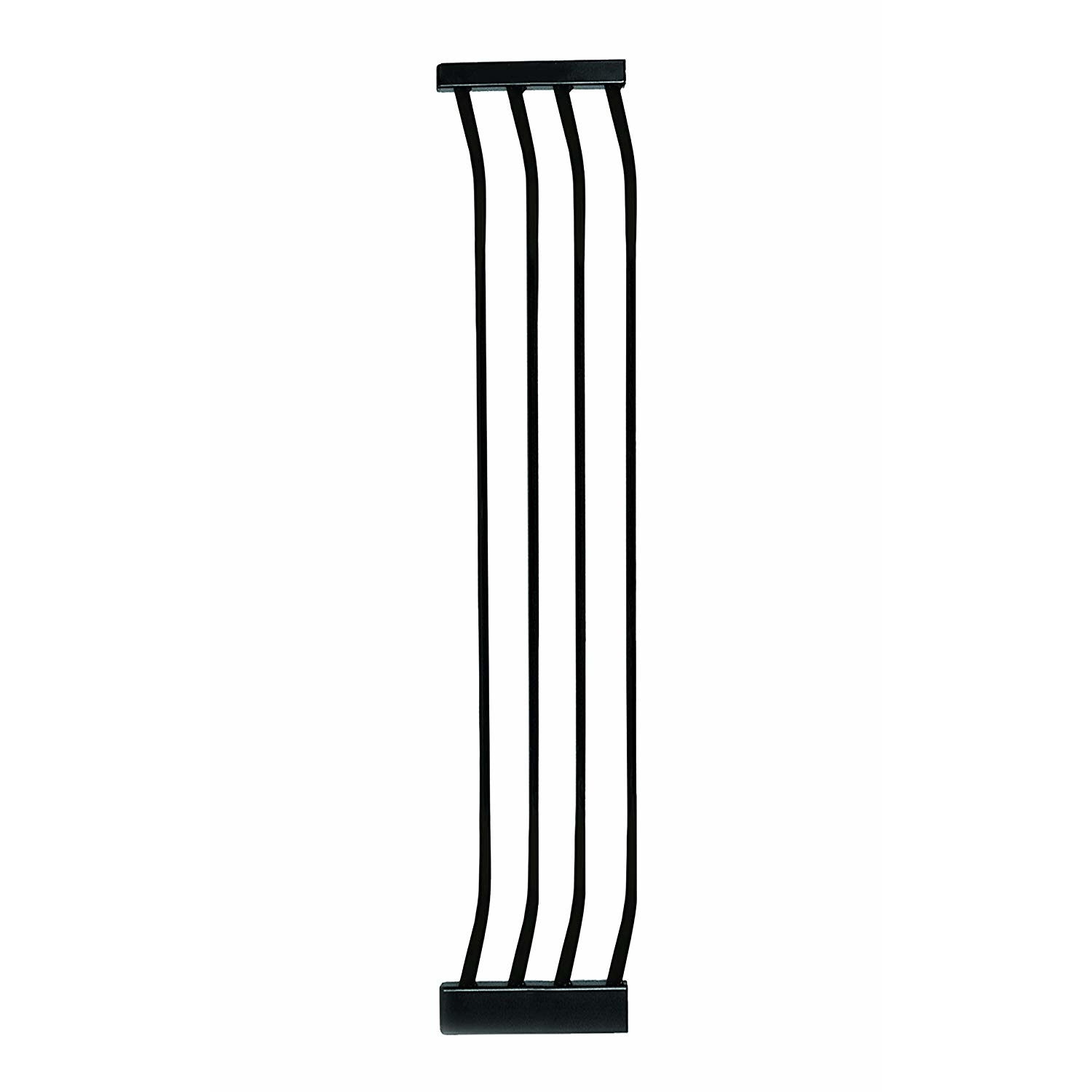 Dreambaby Chelsea Tall Child Safety Gate Extension 27cm W//100cm H Black